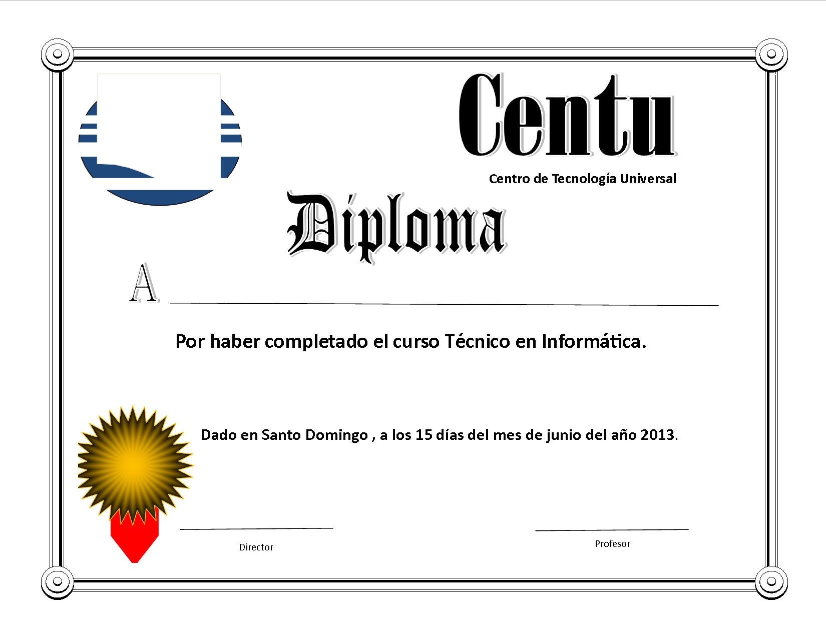 Diplomas de karate para imprimir - Imagui